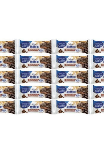 Weight Care Granenreep Melkchocolade 20 g Wikkel -20 stuks
