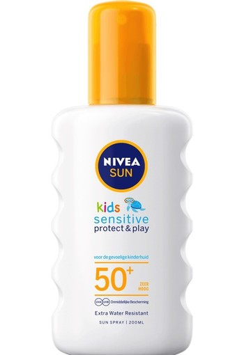 Nivea Sun protect & sensitive child spray SPF 50 - 200 ml
