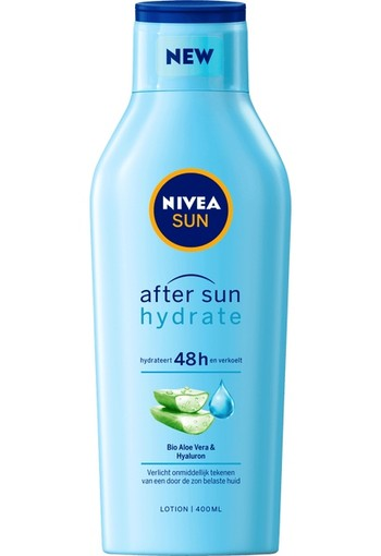 Nivea Sun aftersun hydrate 400 ml