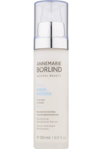 ANNEMARIE BÖRLIND Aquanature effectief vocht serum 50ml