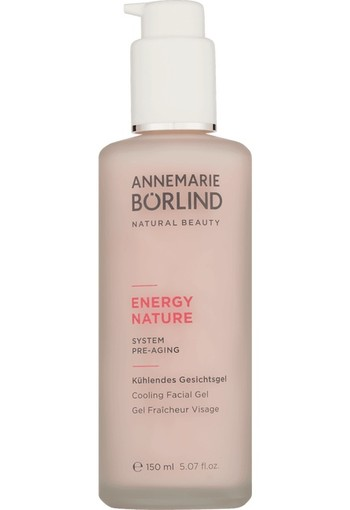 ANNEMARIE BÖRLIND Energynature Gezichtsgel 150ml