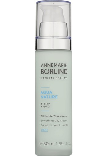 ANNEMARIE BÖRLIND Aquanature egaliserende dagcrème light 50ml