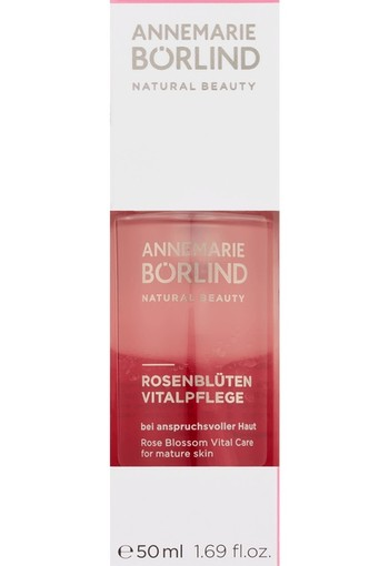 ANNEMARIE BÖRLIND Rozenbloesem Vital Care  50ml