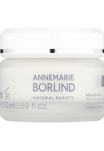 ANNEMARIE BÖRLIND Aquanature hydraterende nachtcrème 50ml