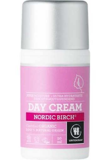 Urtekram Dagcreme nordic birch (50 ml)