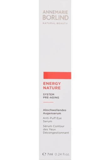 ANNEMARIE BÖRLIND Energynature Oogserum 7 ml