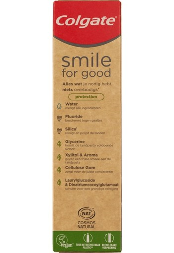 Colgate Tandpasta Smile for Good Protection 75 ml