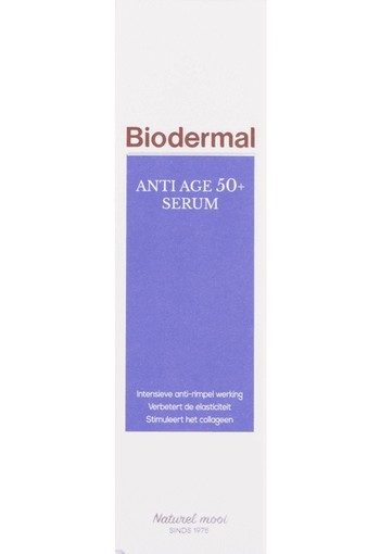 Biodermal Anti-Age 50+ Serum 30 ML, lotion