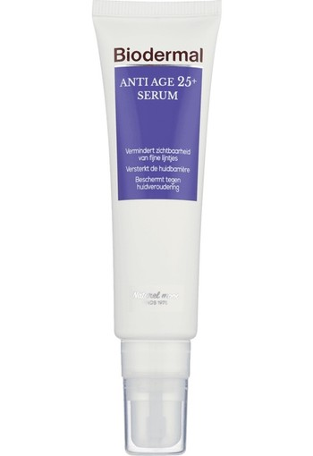 Biodermal Anti-Age 25+ Serum 30 ML, lotion