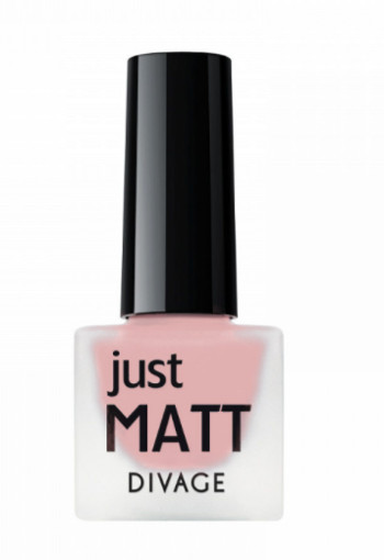 "DIVAGE JUST MATT NAIL POLISH | Nail Polish ""Just Matt"" Nr. 04"