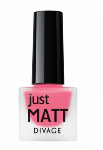 "DIVAGE JUST MATT NAIL POLISH | Nail Polish ""Just Matt"" Nr. 05"