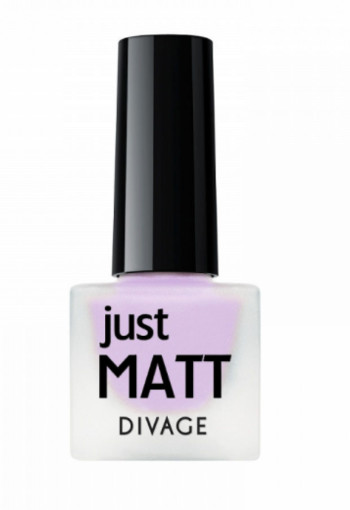 "DIVAGE JUST MATT NAIL POLISH | Nail Polish ""Just Matt"" Nr. 06"