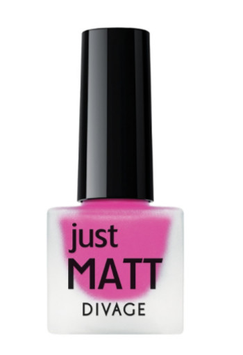 "DIVAGE JUST MATT NAIL POLISH | Nail Polish ""Just Matt"" Nr. 07"