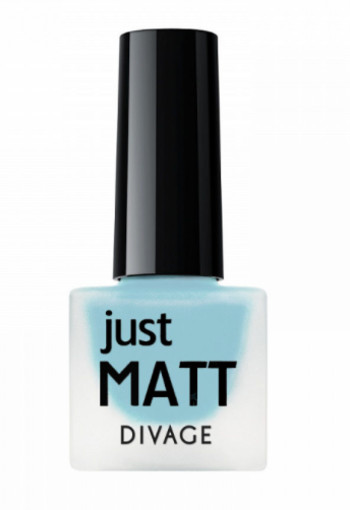 "DIVAGE JUST MATT NAIL POLISH | Nail Polish ""Just Matt"" Nr. 13"