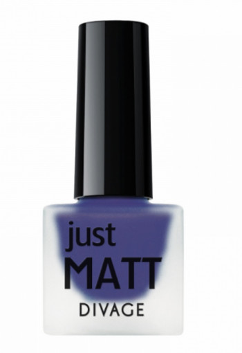 "DIVAGE JUST MATT NAIL POLISH | Nail Polish ""Just Matt"" Nr. 15"