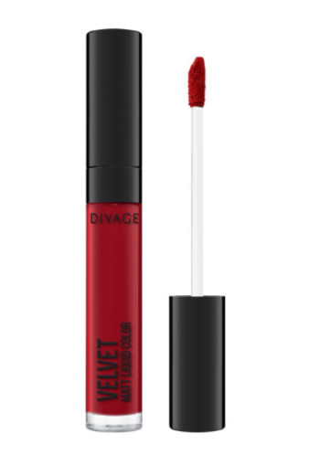 DIVAGE LIPGLOSS VELVET MATT LIQUID COLOR NR. 04