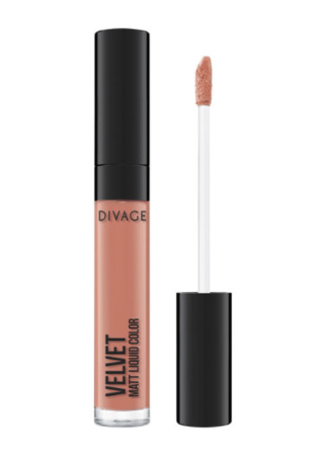 DIVAGE LIPGLOSS VELVET MATT LIQUID COLOR NR. 05