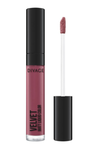 DIVAGE LIPGLOSS VELVET MATT LIQUID COLOR NR. 07