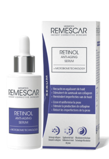 Remescar Retinol Serum - 30 ml