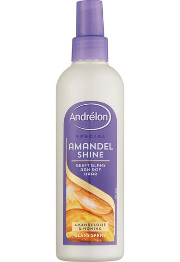 Andrelon Spray amandel shine 250 ml