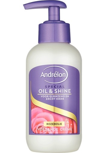 Andrelon Special Haarcréme Oil & Shine 200 ml