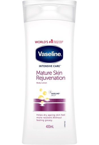 Vaseline Intensive Care Mature Skin Body Lotion 400 ml