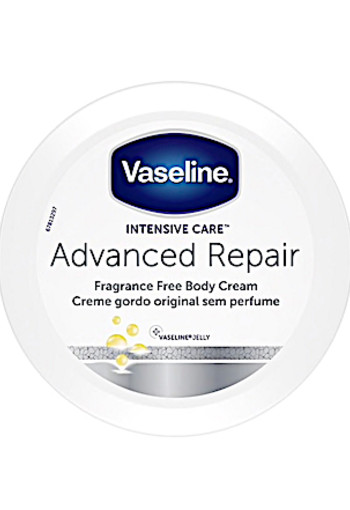 Vaseline Body cream advanced repair (250 ml)