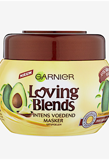 Garnier Loving Blends Avocado & Karité Intens Voedend Masker 300 ML