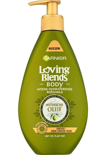Garnier Loving Blends Mythische Olijf Hydraterende Bodymilk 250 ML