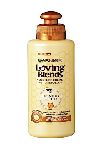 Garnier Loving Blends Honing Goud Voedende Crème 200 ML