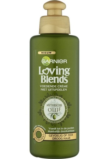 Garnier Loving Blends Mythische Olijf Intens Voedende Leave-In Crème 200 ml