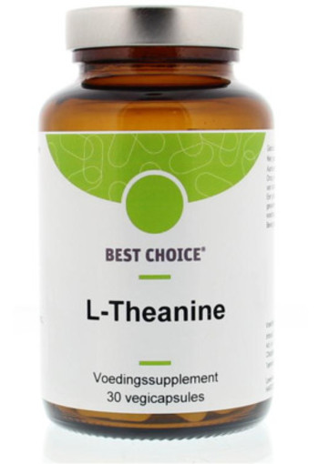 Best Choice L Theanine 200 Mg 30ca