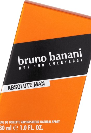Bruno Banani Absolute Man - 30 ml - Eau De Toilette