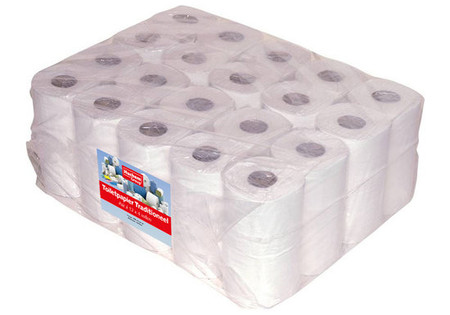 Toiletpapier Traditioneel - 10x4 rollen, 400 vellen, 2 laags