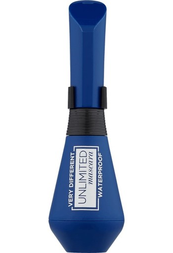 L'Oréal Paris Unlimited Waterproof Mascara Black 8 ml